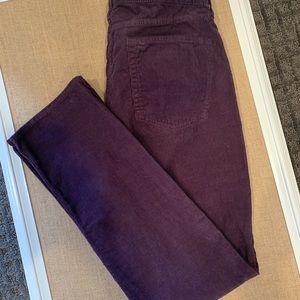 JCrew City fit corduroy pants 30 Short